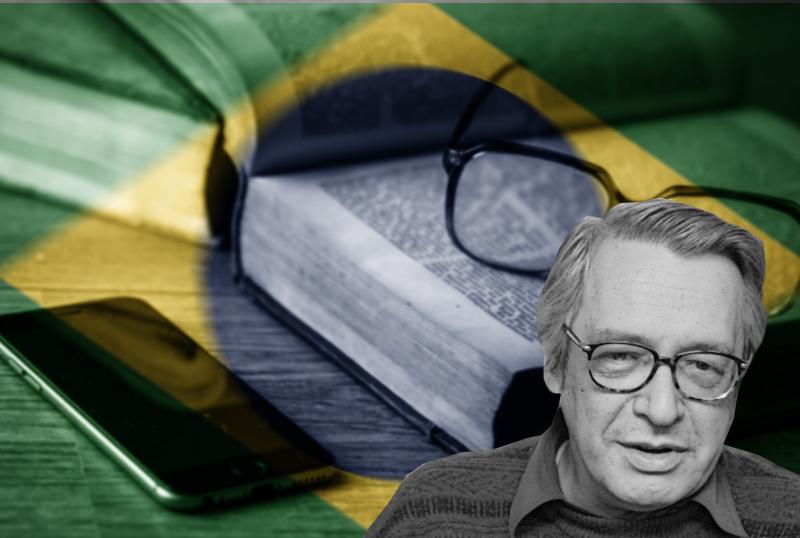 """O """"patriotismo racional"""" de Olavo de Carvalho como alternativa"""
