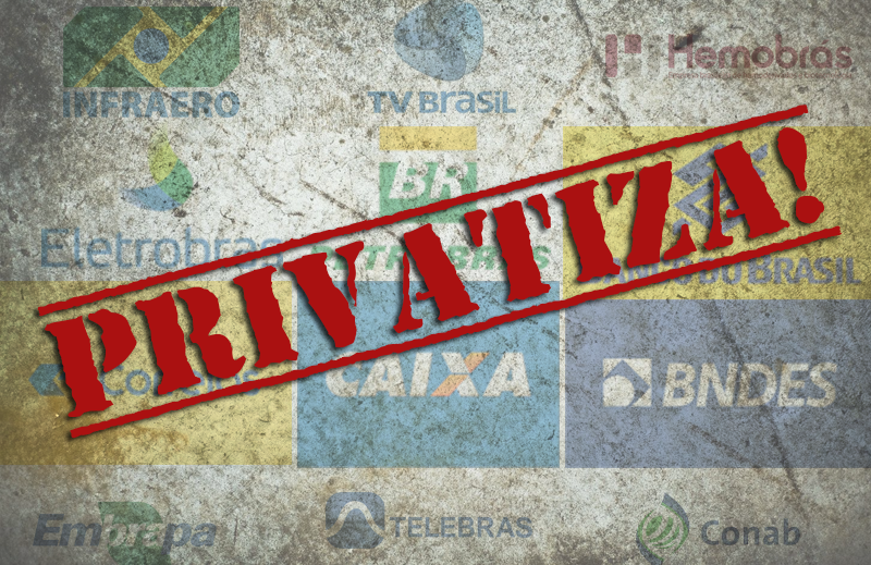 Será mesmo que os brasileiros são contra a privatização?