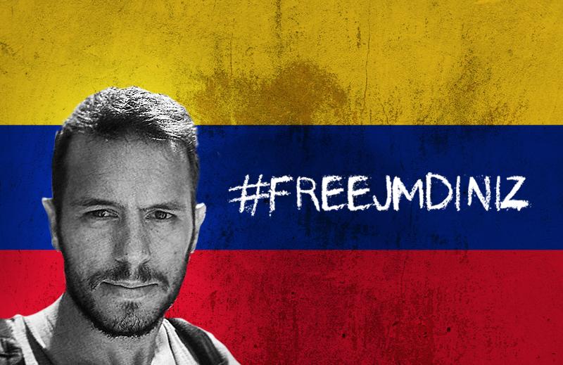 Temos que resgatar o brasileiro preso ilegalmente na Venezuela