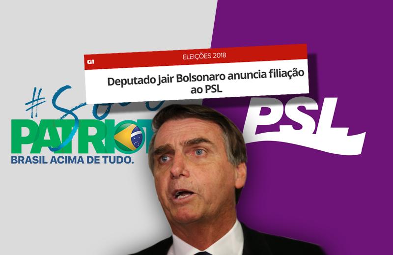 Quem perde com Bolsonaro no PSL? Você