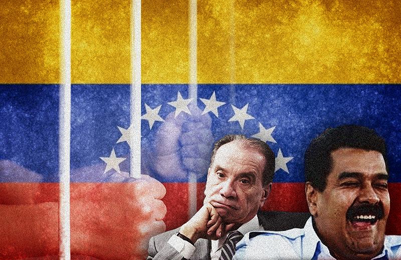 """Ministro Aloysio Nunes, só faltou dizer """"Obrigado, Maduro"""""""