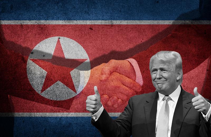Trump fala grosso com tiranos e o resultado é um mundo mais seguro