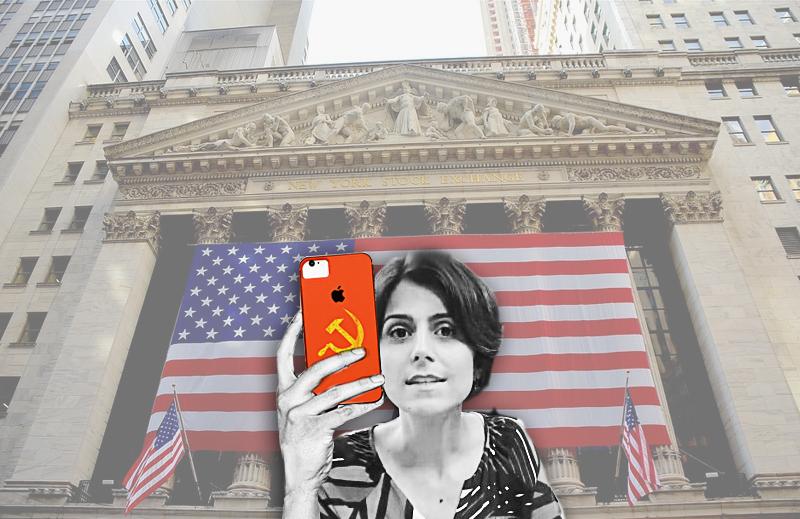Para Manuela D'Ávila o desenvolvimento americano ocorreu por causa do Estado