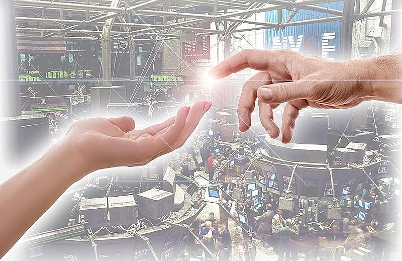 Você acredita na mão invisível do mercado?