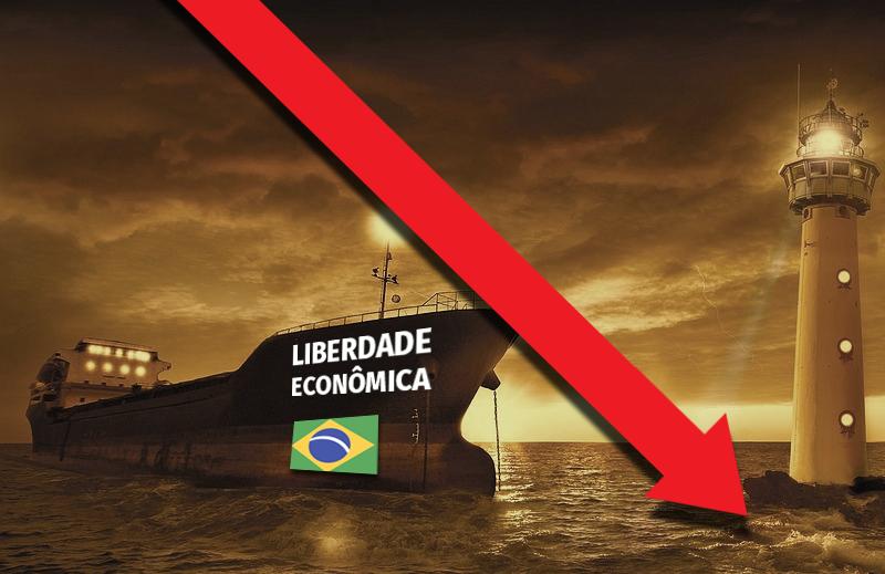 Por que o Brasil despencou no Ranking de Liberdade Econômica?