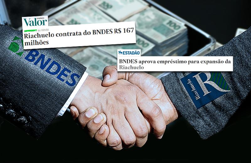 O financiamento do BNDES para a Riachuelo e o liberalismo de Flavio Rocha
