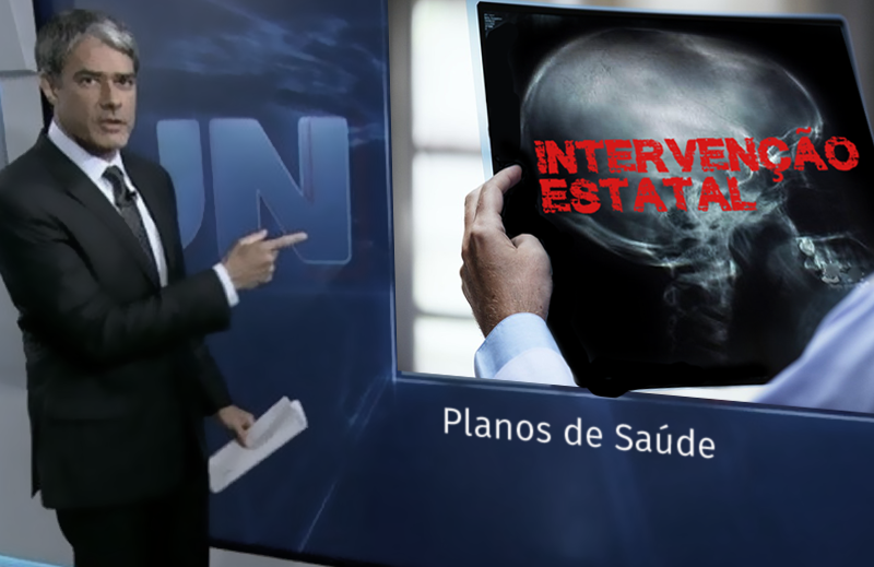 O que o Jornal Nacional não te contou sobre a ANS e os Planos de Saúde