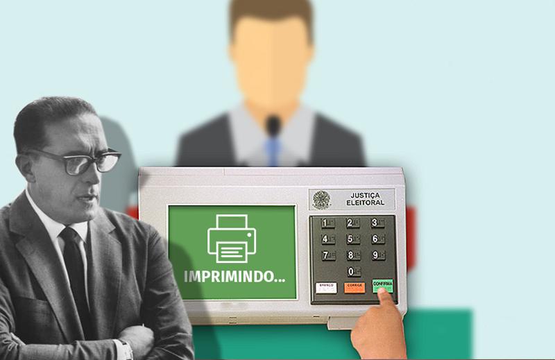 """A impressão nas urnas e a ilusão brasileira da """"normalidade"""""""