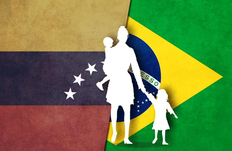Por que receber os refugiados venezuelanos é um imperativo moral?