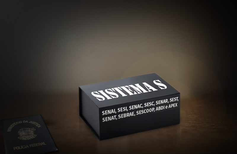 """A caixa preta do """"Sistema S"""" volta às páginas policiais"""