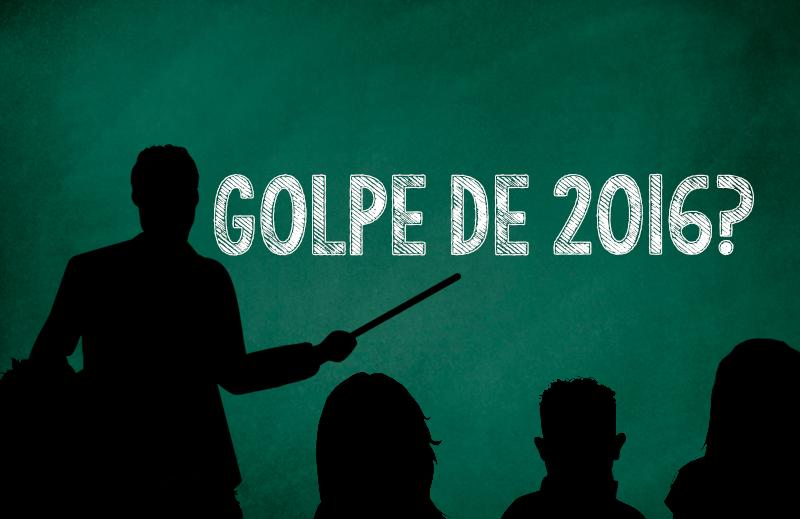"""O que eu penso sobre a UnB ofertar a disciplina: """"O golpe de 2016 e o futuro da democracia no Brasil"""""""