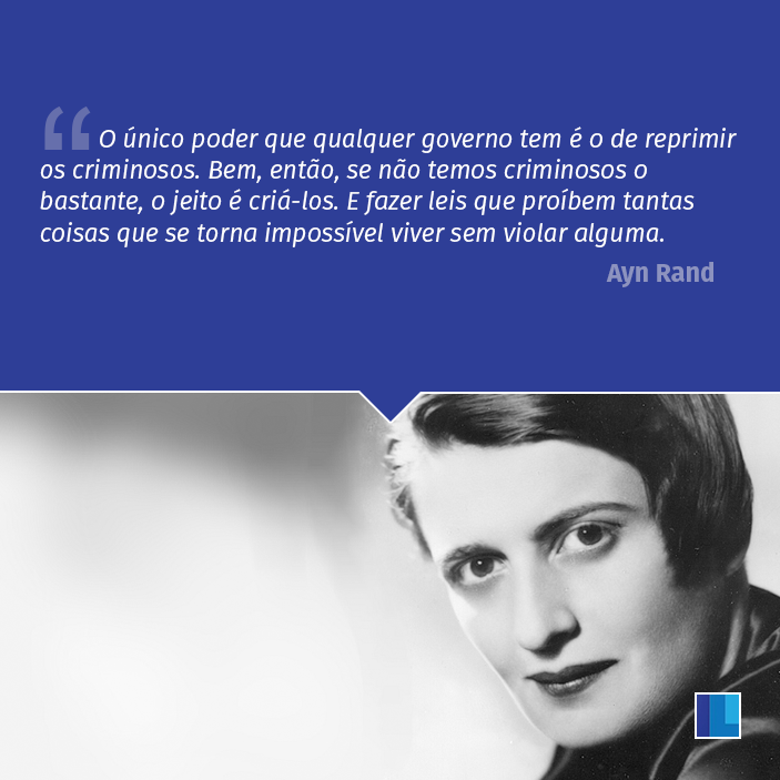 Frase Do Dia Instituto Liberal
