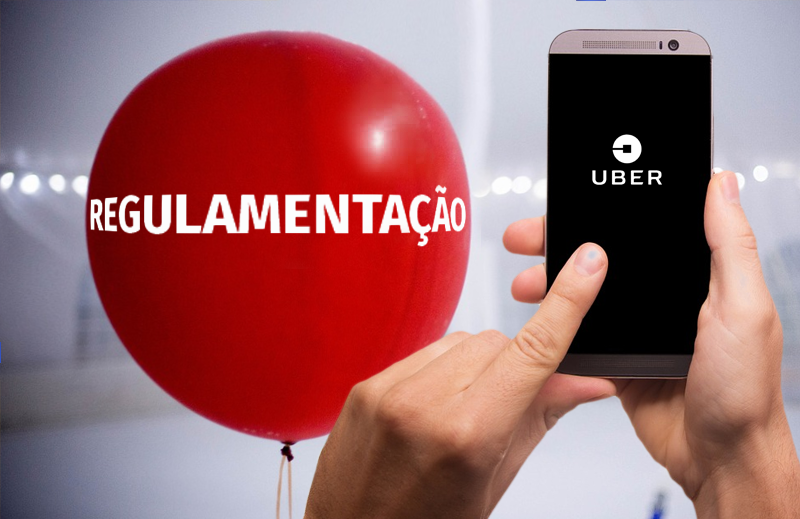 Por que o Uber comemorou ser regulamentado?