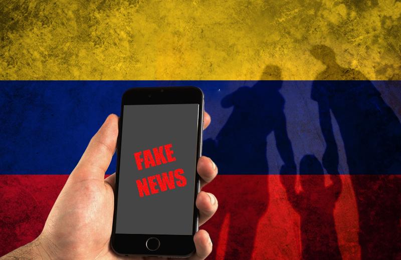 Relatório da ONU serve de base para fake news sobre a crise humanitária na Venezuela