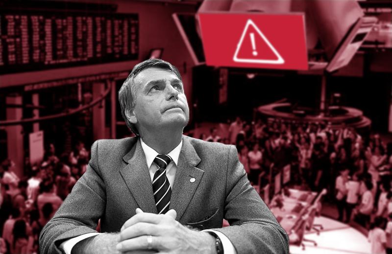 3 motivos pelos quais o mercado não deveria confiar em Bolsonaro