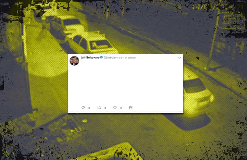 Considerações sobre o assassinato de Marielle e o silêncio de Bolsonaro