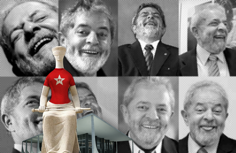 Game Over para a democracia brasileira