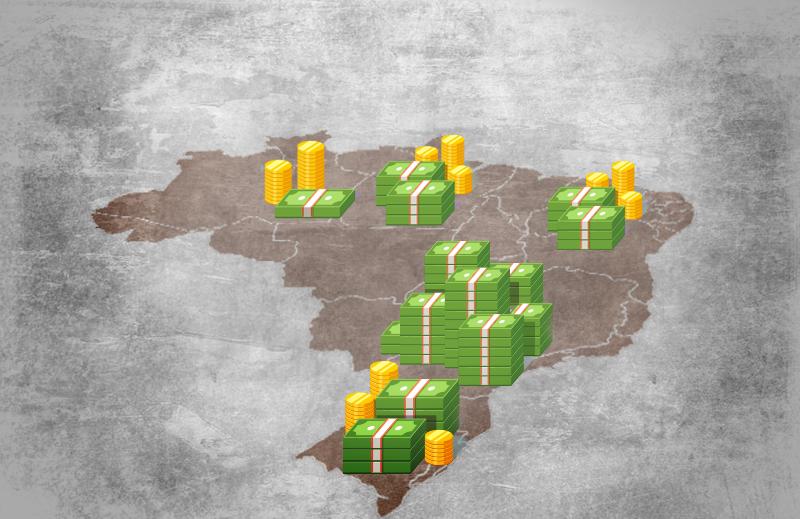 A participação da renda do trabalho no Brasil é baixa?
