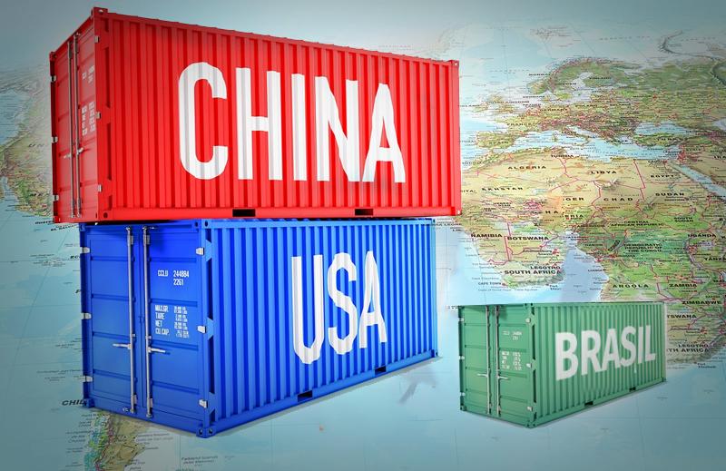 Brasil precisa de se abrir ao comércio internacional