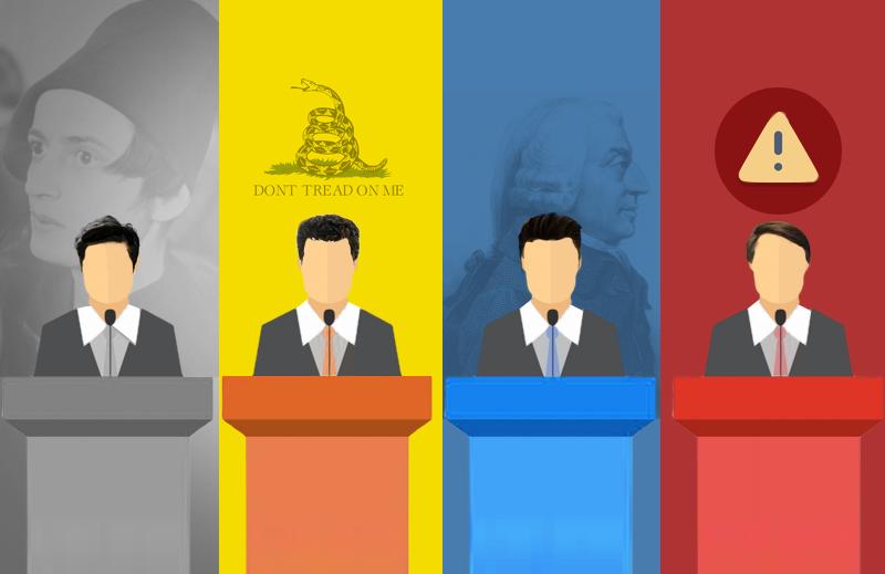 Como identificar os 4 tipos de liberais nas eleições de 2018