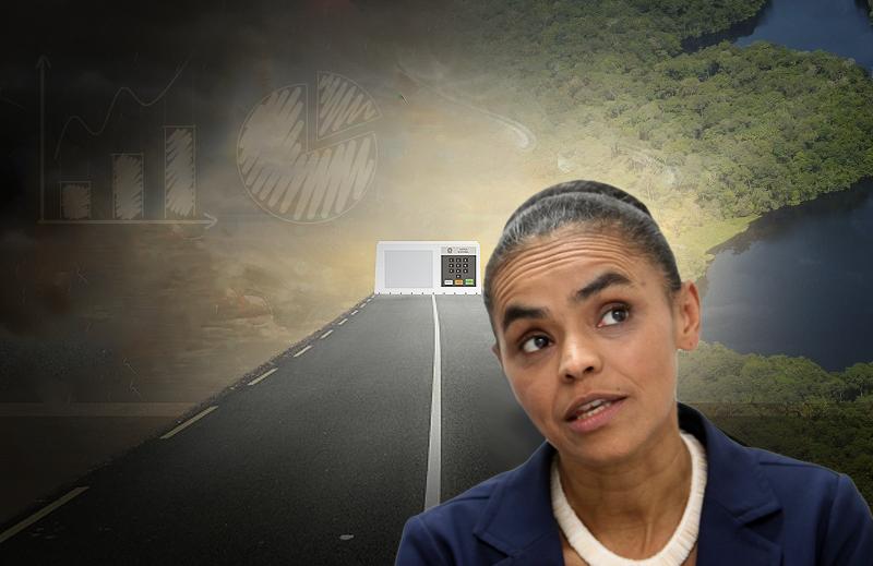 """Marina Silva e seu discurso """"sonhático"""" que nunca muda"""
