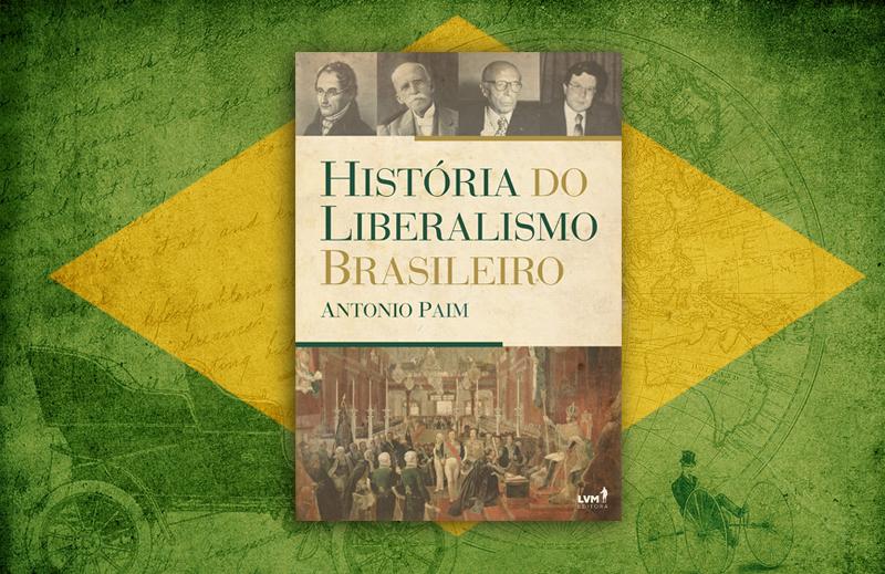 """""""História do Liberalismo Brasileiro"""": a aventura liberal nas plagas tupiniquins"""