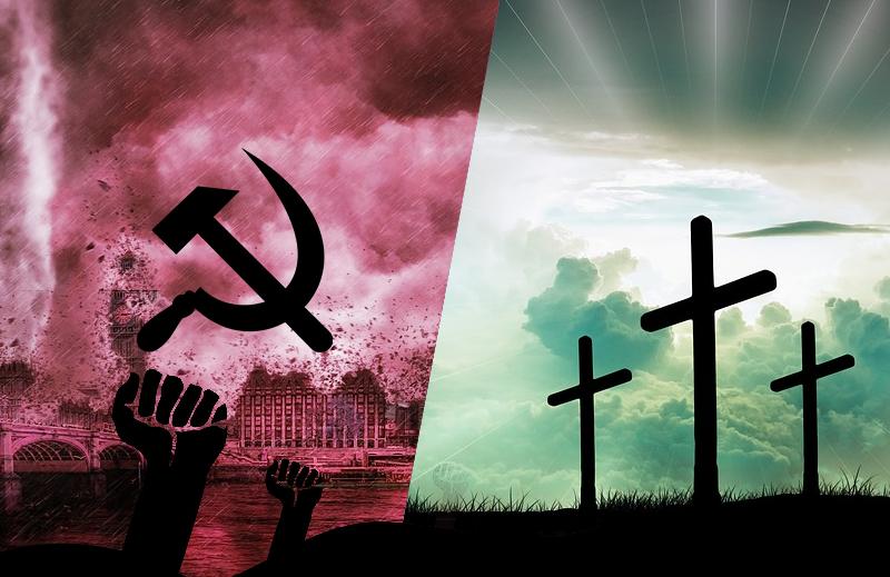 Comunismo x Cristianismo - Qual exige maior fé?