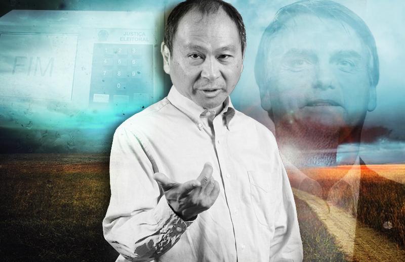 """Fukuyama foi do """"fim da História"""" ao """"fim da picada"""""""