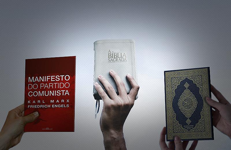 """Nem comunismo, nem Sharia, nem """"Estado católico"""""""