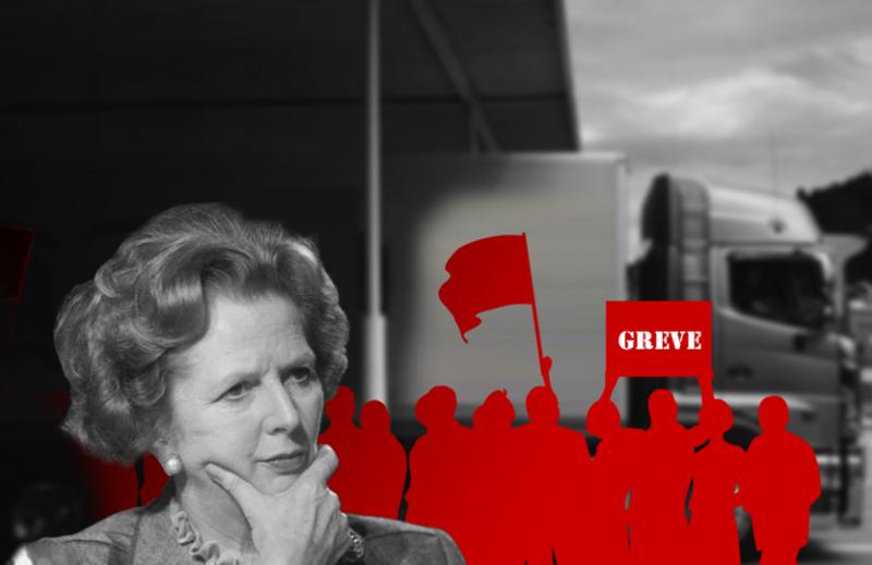 A greve dos caminhoneiros e os liberais de ocasião