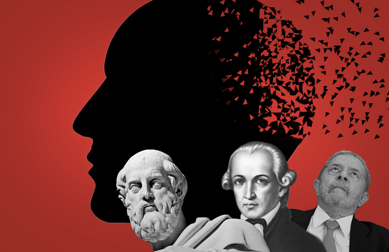 A questão do Rei-Filósofo: Platão, Kant e Lula (Olavo e Bolsonaro?)