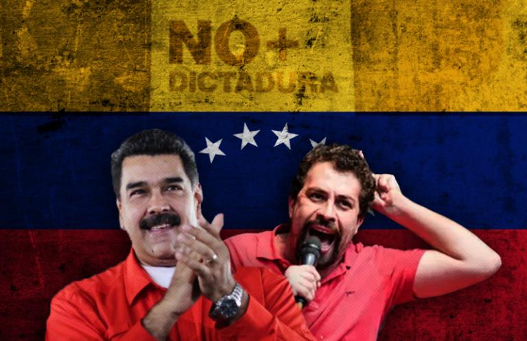 Boulos e Maduro: por que artistas gostam tanto de liberdade para eles e ditadura para os outros?