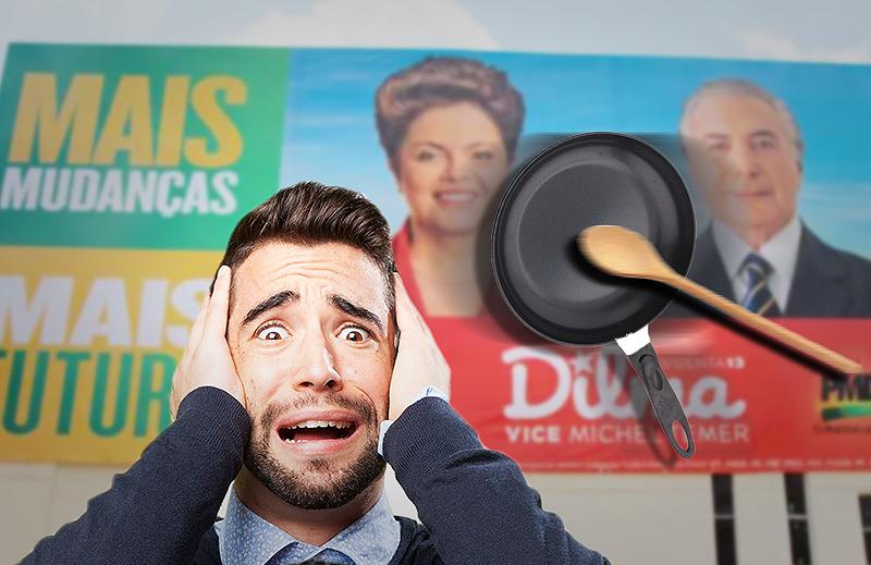 A falsa narrativa dos 'paneleiros arrependidos': alguém se arrependeu de ter tirado Dilma do poder?