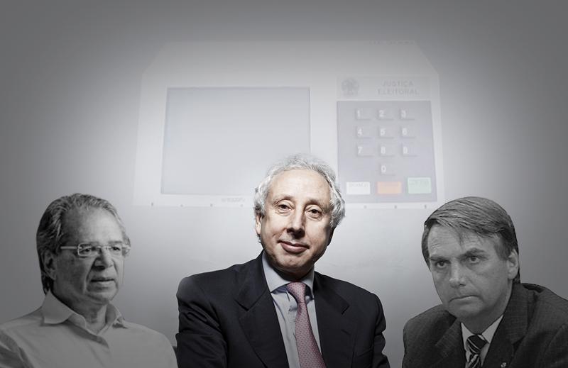 Uma análise sobre a crítica de Pérsio Arida a Bolsonaro e Paulo Guedes