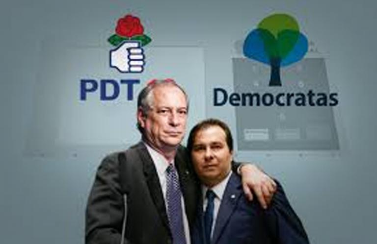 A intenção pornográfica do DEM de apoiar Ciro Gomes