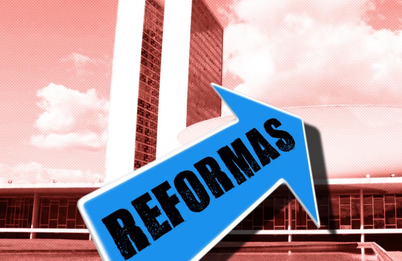 Ausência de reformas traz volatilidade ao mercado