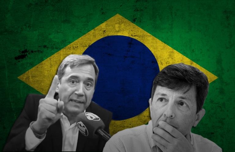 """Marco Antônio Villa e a distorção """"nacionalisteira"""" do patriotismo"""