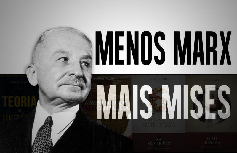 Ludwig von Mises, o grande Cavaleiro do Liberalismo