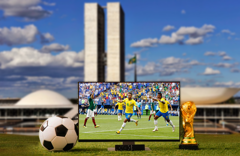A Copa do Mundo e o eterno torpor brasileiro