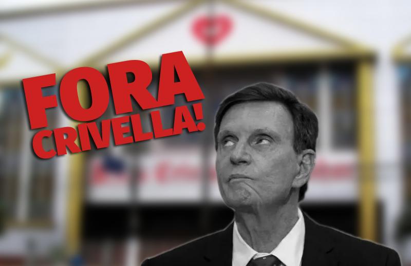 Fora, Crivella!