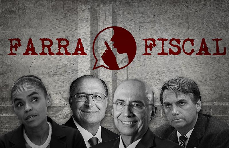 O silêncio dos presidenciáveis perante a Farra Fiscal do Congresso Nacional