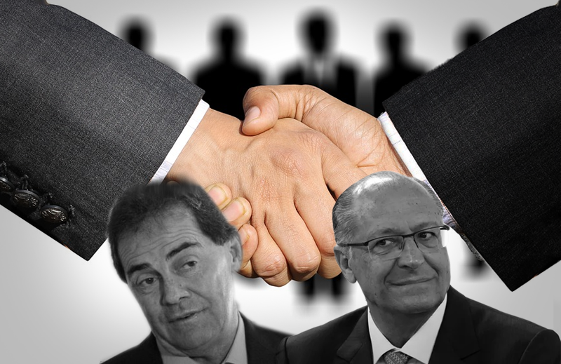 """Alckmin precisa revelar se vendeu o financiamento sindical ao """"Centrão"""""""