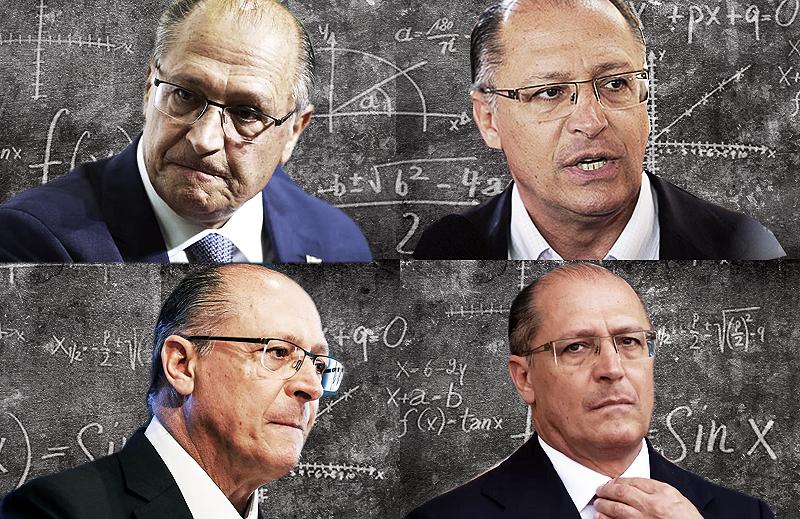Por que Geraldo Alckmin parece estar fora da realidade?