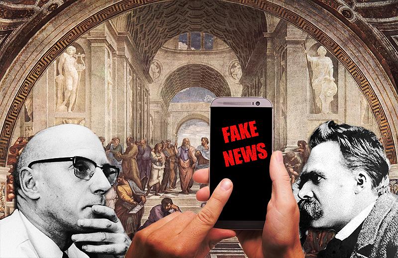 Verdade, pós-verdade e fake news