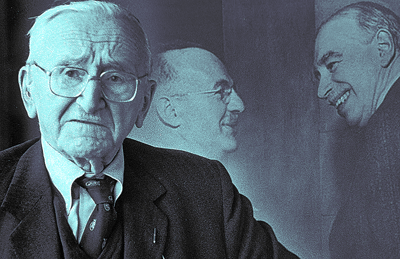 Por que Hayek foi o gigante do século XX?