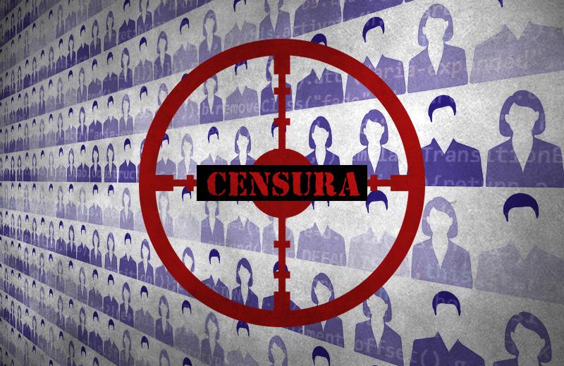 O que Conservadores, Liberais e Libertários pensam sobre a censura no Facebook?