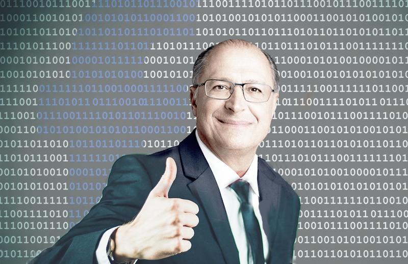"""O tucanismo agudo de Alckmin no """"combate às Fake News"""""""