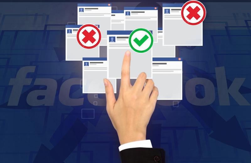 O Facebook não está impondo a censura, ele está exercendo a liberdade de expressão