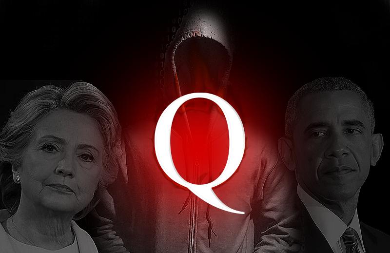 """Quem é """"Q""""? Ou: por que somos tão sensíveis às teorias conspiratórias?"""