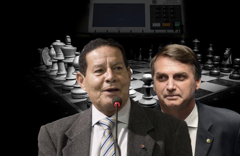 A escolha do vice de Bolsonaro foi uma estratégia consistente ou não?